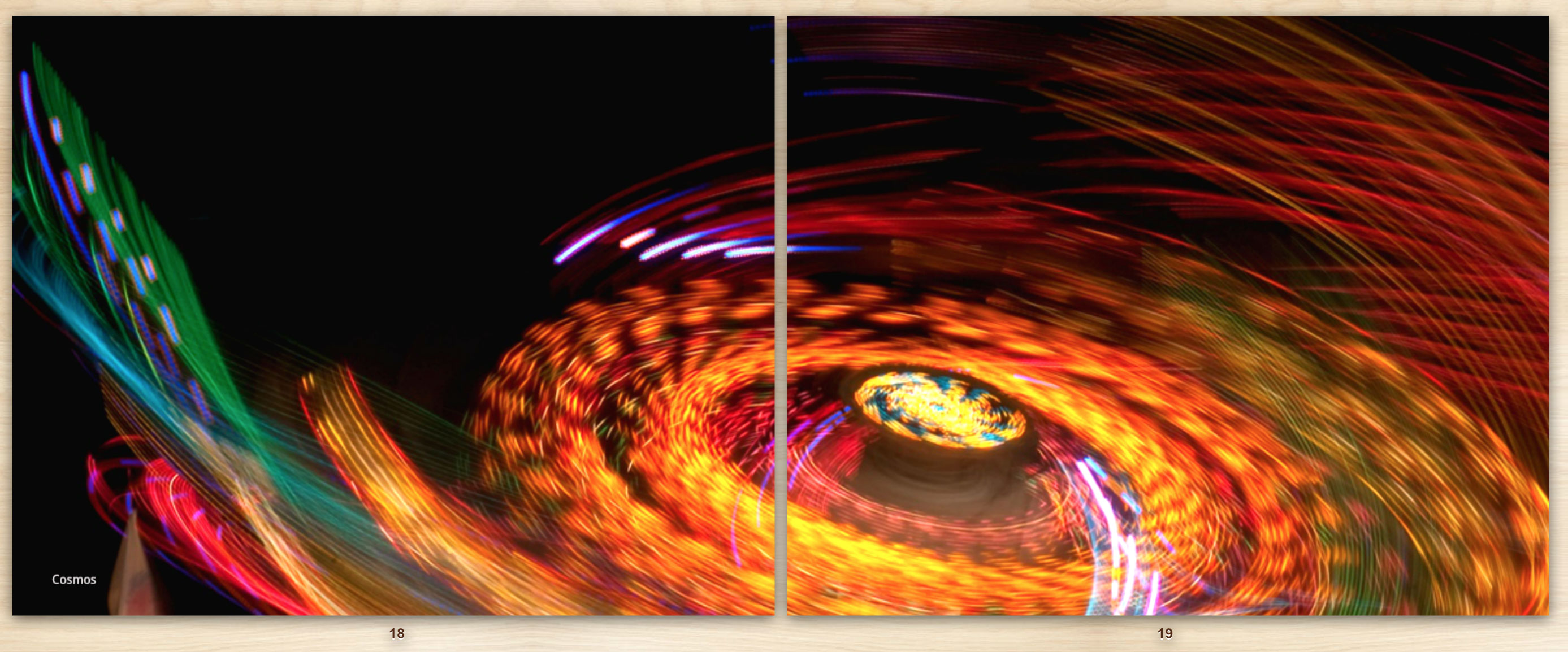 Cosmos-Overcrowded-Midway-The-Colors-Collection-Volume-1-by-Debra-Fisher-Goldstein